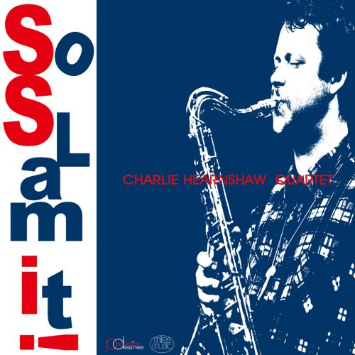 PDCD-001 Charlie Hearnshaw Quartet – So Slam It !