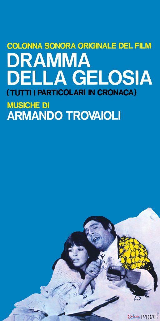 Armando Trovaioli [Armando Trovajoli] (アルマンド・トロヴァヨーリ) - Dramma Della Gelosia (ジェラシー) [PDLP-006]