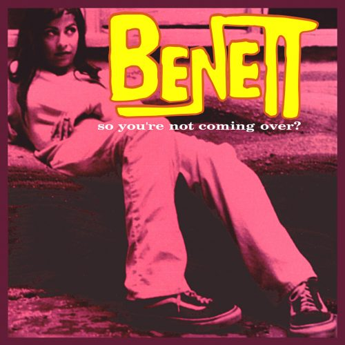 PDCD-016  Benett – So you're not coming over?