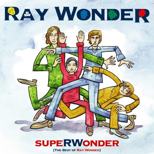 PDCD-025 Ray Wonder – Superwonder [The best of Ray Wonder]