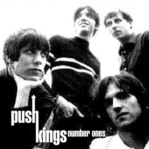 Push Kings (プッシュ・キングス) - Number Ones [The best of Push Kings] (ナンバー・ワンズ) [PDCD-168]