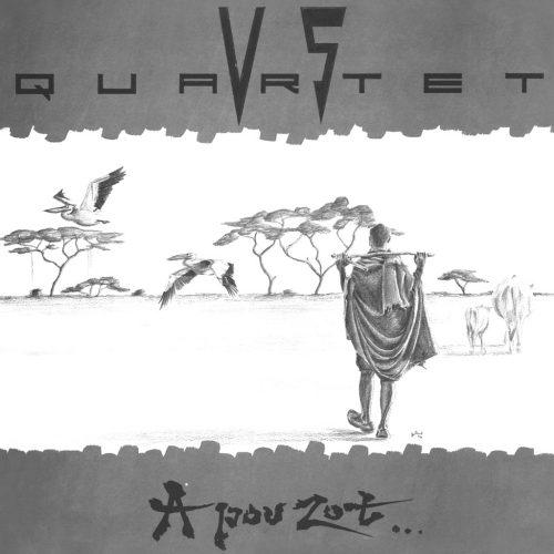 Victor Sabas Quartet (ヴィクトール・サバス・カルテット) - A pou zot... (ア・プー・ゾット...) [PDCD-032]