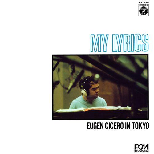 PDCD-041 Eugen Cicero Trio – My lyrics : Eugen Cicero in Tokyo