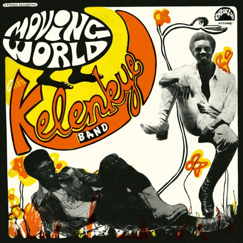 PDSF-071 Kelenkye Band – Moving world