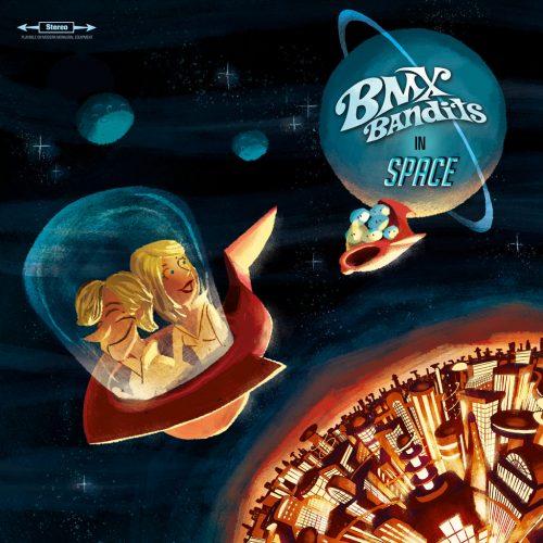 PDCD-098 BMX Bandits – In space