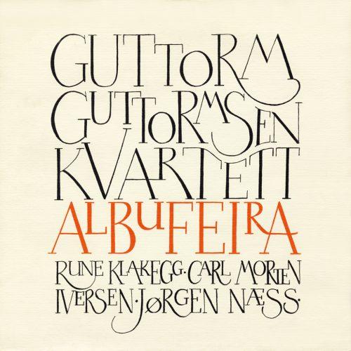 PDCD-112 Guttorm Guttormsen Kvartett – Albufeira