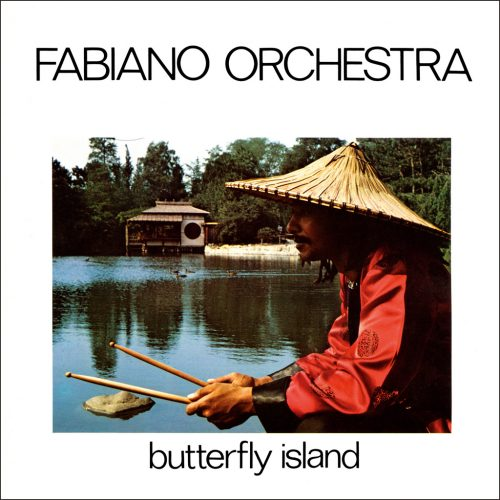 PDSF-129 Fabiano Orchestra – Butterfly island