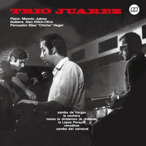 PDCD-131 Trio Juarez – St (1970)