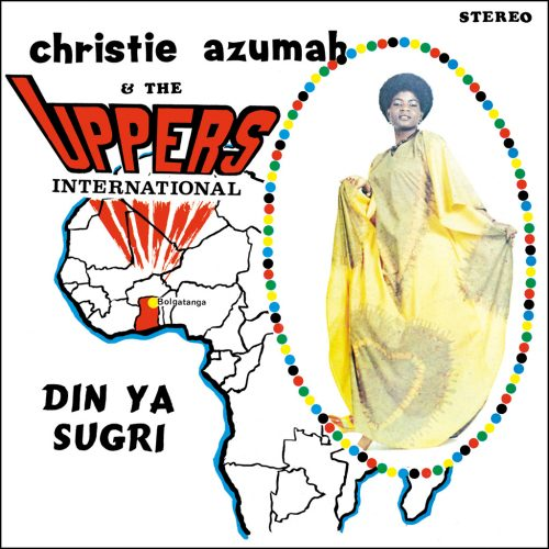 PDSF-136 Christie Azumah & The Uppers International Dance Band – Din ya sugri