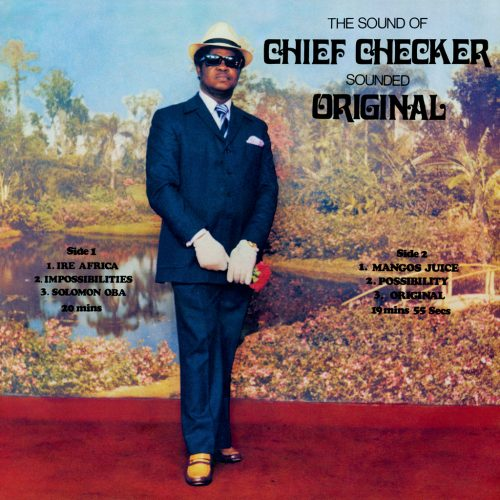 The Sound of Chief Checker (チーフ・チェッカー) - Sounded Original (サウンディッド・オリジナル) [PDSD-163]