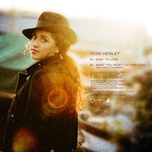 Tess Henley (テス・ヘンリー) - Easy to love (イージー・トゥ・ラブ) [PDSP-004]