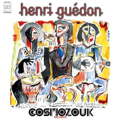 PDSF-085 Henri Guedon – Cosmozouk percussion