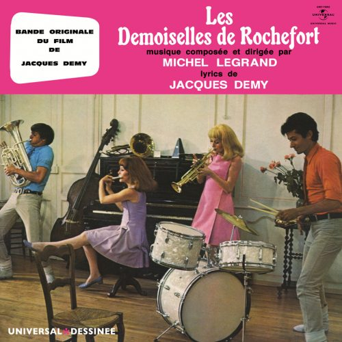 Michel Legrand (ミシェル・ルグラン) - Chanson Des Jumelles / A Pair Of Twins [Les Demoiselles De Rochefort] (双子姉妹の歌 (フランス語) / 双子姉妹の歌 (英語) [ロシュフォールの恋人たち]) [UIKY-75063/PDUSP-001]