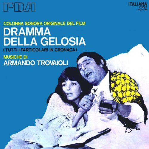 PDLP-006 Armando Trovaioli [Armando Trovajoli] – Dramma Della Gelosia