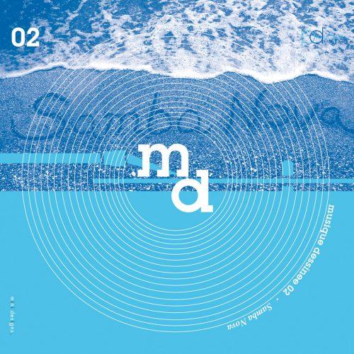 PDCD-005 V.A. (Compiled by Masao MARUYAMA) – musique dessinee 02 ~ Samba nova