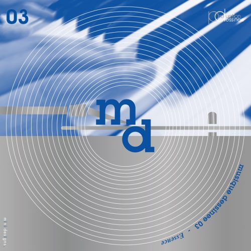 PDCD-033 V.A. (Compiled by Masao MARUYAMA) – musique dessinee 03 ~ Essence