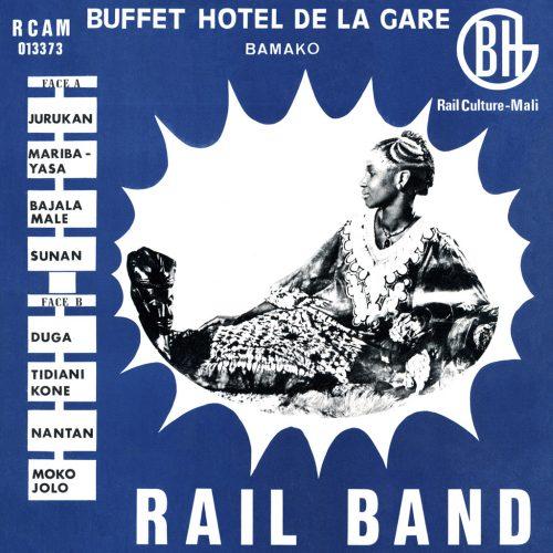 PDSF-059 Rail Band – Buffet hotel de la gare