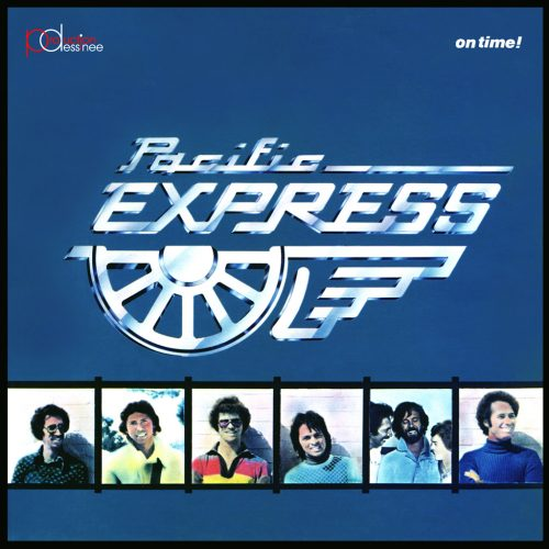 PDCD-081 Pacific Express – On time!