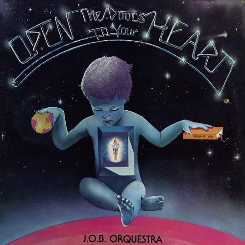 PDCD-141 J.O.B. Orquestra – Open the doors to your heart