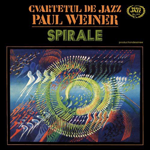 PDCD-145 Cvartetul De Jazz Paul Weiner – Spirale