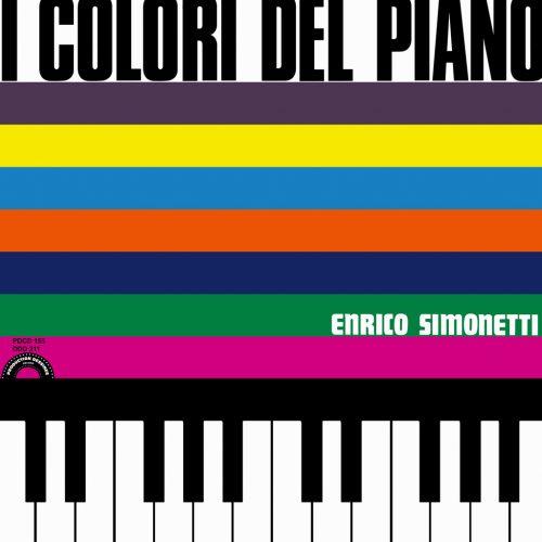 PDCD-155 Enrico Simonetti – I colori del piano