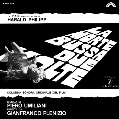 PDCD-156 Piero Umiliani – La morte bussa due volte