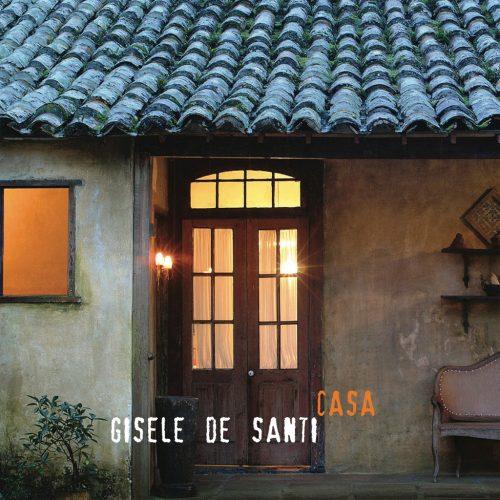 Gisele De Santi (ジゼリ・ヂ・サンチ) - Casa (カーザ) [PDCD-186]