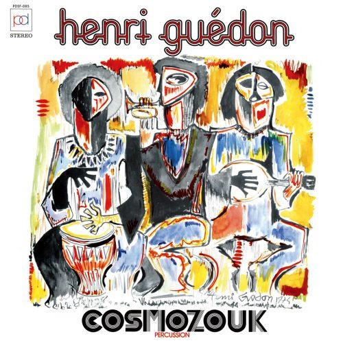 PDSF-085 Henri Guedon – Cosmozouk percussion