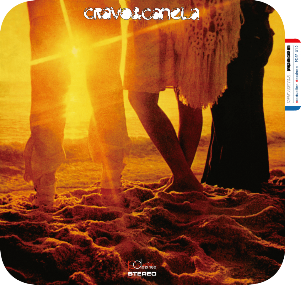 Cravo & Canela (クラヴォ・イ・カネラ) - Preco de cada um (プレソ・ヂ・カーダ・ウン [それぞれの価値]) [PDSP-012]