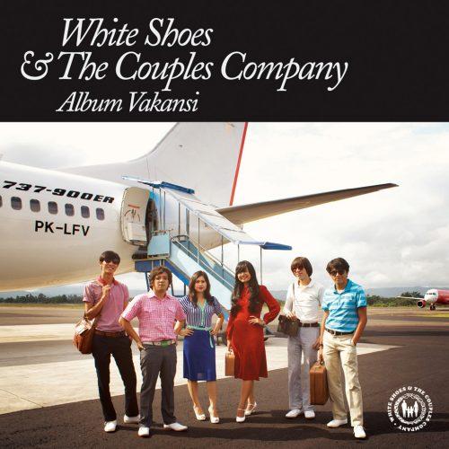 White Shoes & The Couples Company (ホワイト・シューズ・アンド・ザ・カップルズ・カンパニー) - Album vakansi (アルバム・ヴァカンシー) [PDCD-065]