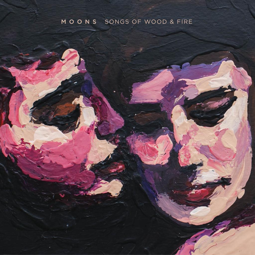Moons [M o o n s] (ムーンズ) - Songs Of Wood And Fire (木と火の歌たち) [PDCD-190]