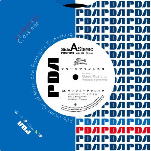 テリー&フランシスコ (Terry & Francisco) - ウィンタークラシック / ウィンタークラシック (Rhodes Mix) (Winter Classic) [PDSP-019]